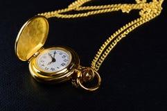 Retro zegarek Zdjęcia Stock