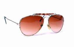 Retro zonnebril Royalty-vrije Stock Afbeelding