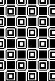 Retro zwart-witte achtergrond Stock Fotografie