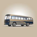 Retrobus stock de ilustración