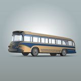 Retrobus2 Royalty Free Stock Image