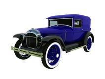 Retrocar качественной модели старое от прошлого столетия Стоковое Фото