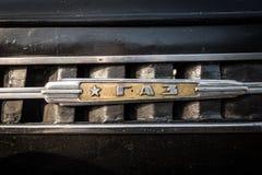 Retrocar GAZ-M-1 Emka年生产1936-1943 免版税库存照片