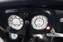 Retrocar GAZ-M-1 Emka år av produktion 1936-1943 Royaltyfria Foton