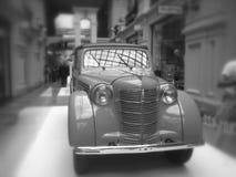 Retrocar Stock Photo