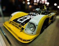 RetroMobile - Parigi 2016 - alpini - Le Mans Fotografie Stock Libere da Diritti