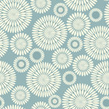 Retroseamless circle background Royalty Free Stock Images