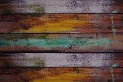 Retrostil-multi farbiger Hintergrund stockfotos