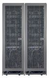 Retrovisione dei server Immagine Stock