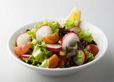 Rettich salat Lizenzfreie Stockbilder