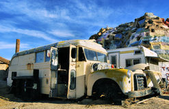 Rettung-Bus Lizenzfreies Stockbild