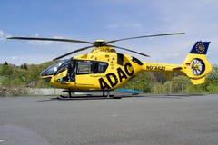 Rettungs-Hubschrauber Stockbilder