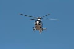 Rettungs-Hubschrauber Stockfoto