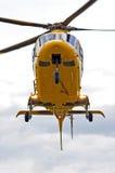 Rettungs-Hubschrauber Lizenzfreies Stockfoto
