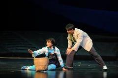 Rettungs-Jiangxi-Oper eine Laufgewichtswaage Lizenzfreie Stockfotografie