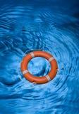 Rettungs-Leben-Ring Stockbild