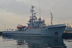 Rettungs- und Feuerschiff Lizenzfreies Stockfoto