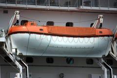 Rettungsboot Lizenzfreie Stockfotografie