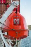 Rettungsboot Lizenzfreie Stockbilder