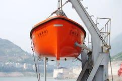 Rettungsboot Stockfotografie