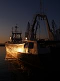 Rettungsboot III Lizenzfreie Stockbilder