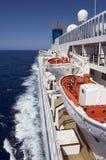 Rettungsboote Lizenzfreie Stockfotos