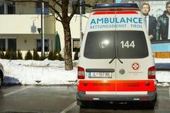 Rettungsdienst Tirol Stock Photos