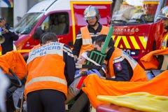 Rettungsmannschaft Lizenzfreie Stockbilder