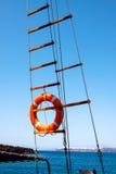 Rettungsring Stockbild