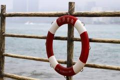 Rettungsring ohne Funktion lizenzfreie stockfotos