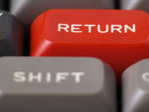 Return Stock Photography