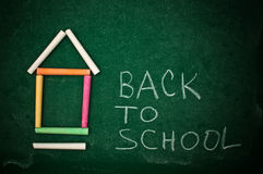 Return to school Stock Images