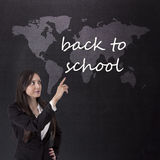 Return to school Royalty Free Stock Photos
