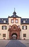 Returnera av Landgraves i dålig Homburg germany Arkivfoto