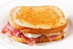reuben сандвич Стоковое фото RF