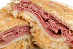 Reuben Royalty Free Stock Photography