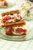 Reuben Sandwich Royalty Free Stock Photo