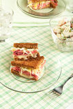 Reuben Sandwich Royalty Free Stock Photo