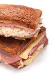 Reuben Sandwiches Royalty Free Stock Photography