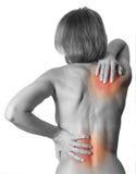 Reumatismo Imágenes de archivo libres de regalías
