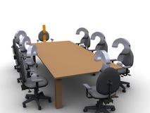 Reunião Fotografia de Stock