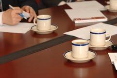 Reunião Foto de Stock Royalty Free