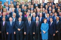 12a reunião anual da estratégia europeia de Yalta (SIM) Fotografia de Stock Royalty Free