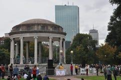 A 25a reunião anual da liberdade de Boston em 2014 Fotos de Stock