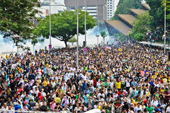 Reunião Bersih2.0 Foto de Stock