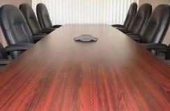Reunião corporativa Imagens de Stock