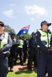 Reunião de Austrália da recuperação - Melton Imagem de Stock