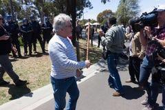 Reunião de Austrália da recuperação - Melton Fotos de Stock