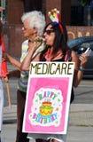 Reunião de Medicare Imagens de Stock
