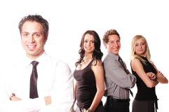 Reunião de negócio fotografia de stock royalty free